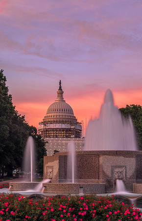 First Light in Our Nation's Capital