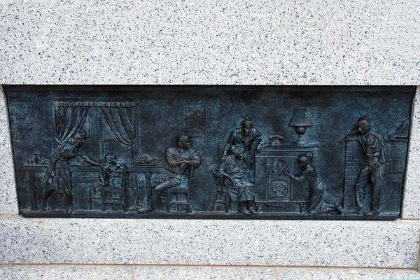 World War Memorial - June 2007