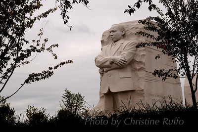 Martin Luther King, Jr. Memorial, West Potomac Park, Washington, D.C. Photo by Christine Ruffo All Rights Reserved