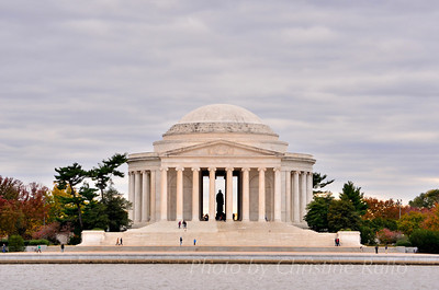 Jefferson Memorial, November 2012
