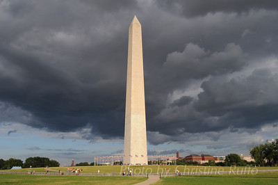 Washington Monument Photo by Christine Ruffo All rights reserved