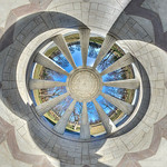D.C. War Memorial Spherical Panorama I