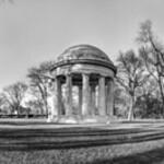 D.C. War Memorial III [BW]