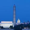 DC Blue hour Cityscape