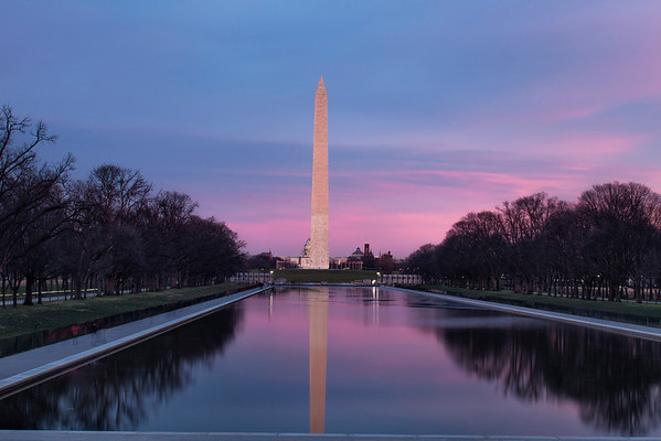 Washington Monument/Reflecting Pool