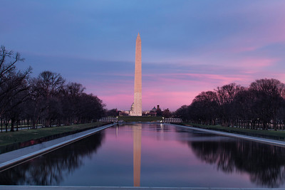Washington Monument/Reflecting Pool