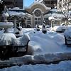The Fairmont Hotel Courtyard