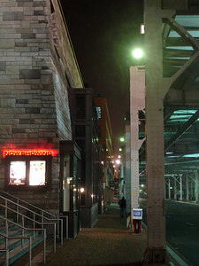 Georgetown - Washington, DC ... January 11, 2006 ... Photo by Rob Page III
