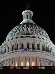 The Capitol - Washington, DC ... December 10, 2005 ... Photo by Rob Page III