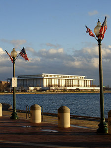 The Kennedy Center - Washington, DC ... January 29, 2006 ... Photo by Rob Page III