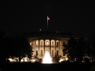 The Whitehouse - Washington, DC ... January 29, 2006 ... Photo by Rob Page III