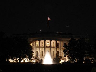 The Whitehouse - Washington, DC ... January 29, 2006 ... Photo by Rob Page III