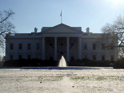 The White House - Washington, DC ... December 9, 2005 ... Photo by Rob Page III