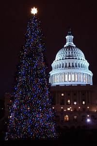 The National Capitol - Washington, DC ... December 21, 2006 ... Photo by Rob Page III