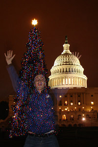 Having fun with long exposures - Washington, DC ... December 21, 2006 ... Photo by Rob Page III