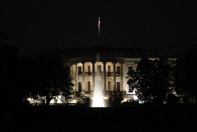 The White House - Washington, DC ... December 21, 2006 ... Photo by Rob Page III
