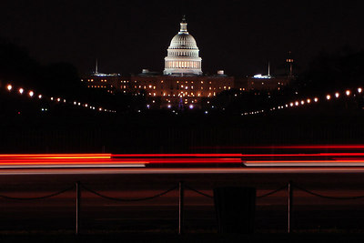 The Capitol - Washington, DC ... December 28, 2006 ... Photo by Rob Page III