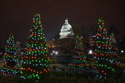 The Capitol - Washington, DC ... December 21, 2006 ... Photo by Rob Page III