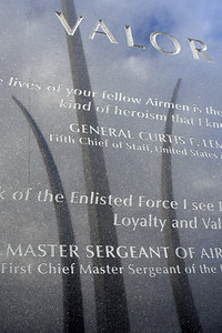 The Air Force Memorial - Washington, DC ... December 31, 2006 ... Photo by Rob Page III