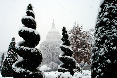 The National Capitol - Washington, DC ... February 24, 2007 ... Photo by Rob Page III