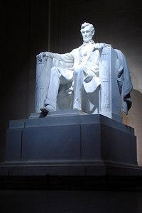 Lincoln - Washington, DC ... January 8, 2007 ... Photo by Rob Page III