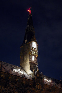 Georgetown University - Washington, DC ... February 18, 2007 ... Photo by Rob Page III