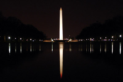 The Washington Monument - Washington, DC ... January 8, 2007 ... Photo by Rob Page III