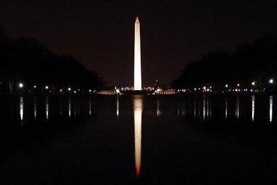 The Washington Monument - Washington, DC ... January 8, 2007 ... Photo by Rob Page III