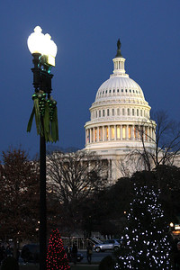 The Capitol - December 13, 2008 ... Photo by Rob Page III