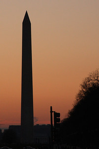 The Washington Monument - December 13, 2008 ... Photo by Rob Page III