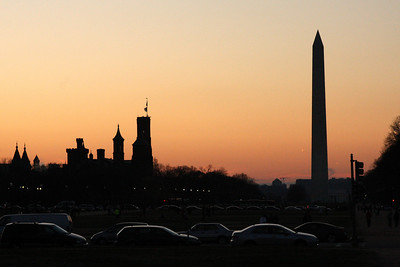 The National Mall - December 13, 2008 ... Photo by Rob Page III