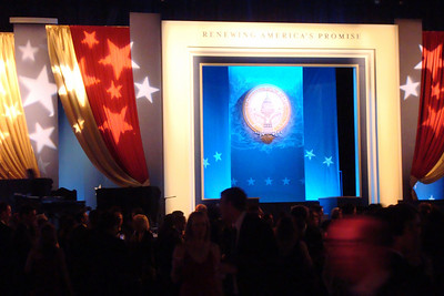 The dance floor at the Midwest Inaugural Balll - Washington, DC ... January 20, 2009 ... Photo by Rob Page III
