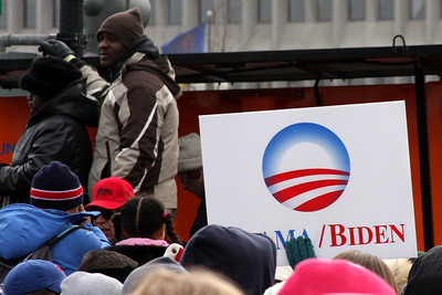 Obama/Biden - Washington, DC ... January 20, 2009 ... Photo by Rob Page III