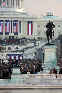 Obama's Inauguration Day - Washington, DC ... January 20, 2009 ... Photo by Rob Page III