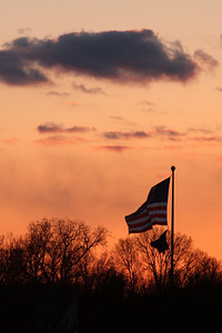 Sunset - Washington, DC ... March 2, 2009 ... Photo by Rob Page III