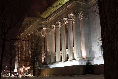 The National Archives - Washington, DC ... December 21, 2009 ... Photo by Rob Page III
