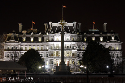 The Eisenhower Executive Office Building - Washington, DC ... December 21, 2009 ... Photo by Rob Page III