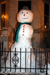 The happiest person in Washington after the snowstorm - Washington, DC ... December 21, 2009 ... Photo by Rob Page III