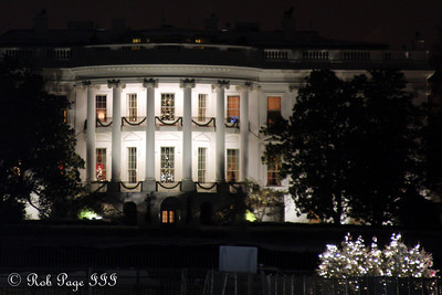 The White House - Washington, DC ... December 21, 2009 ... Photo by Rob Page III