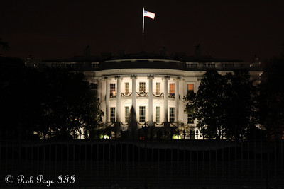 White House - Washington, DC ... December 21, 2009 ... Photo by Rob Page III