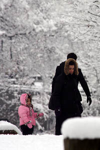 A snow day - Washington, DC ... February 3, 2010 ... Photo by Rob Page III
