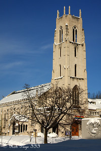 Church of the Pilgrims - Washington, DC ... December 20, 2009 ... Photo by Rob Page III