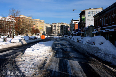 Mount Pleasant - Washington, DC ... December 20, 2009 ... Photo by Rob Page III