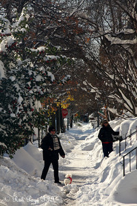 Enjoying a beautiful Sunday - Washington, DC ... December 20, 2009 ... Photo by Rob Page III