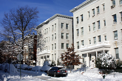 Snowed In - Washington, DC ... December 20, 2009 ... Photo by Rob Page III