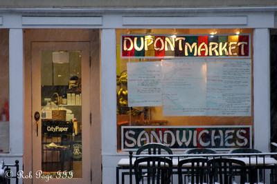 The Dupont Market - Washington, DC ... February 5, 2010 ... Photo by Rob page III
