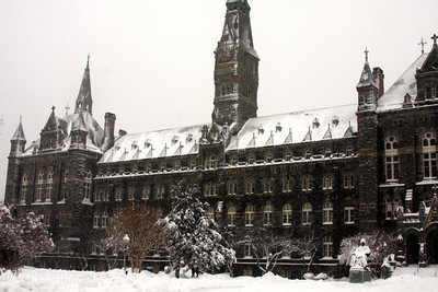 Georgetown University - Washington, DC ... February 6, 2010 ... Photo by Rob Page III