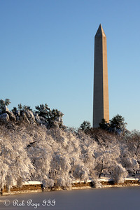 The Washington Monument - Washington, DC ... February 7, 2010 ... Photo by Rob Page III