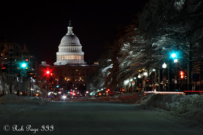 The Capitol - Washington, DC ... February 7, 2010 ... Photo by Rob Page III