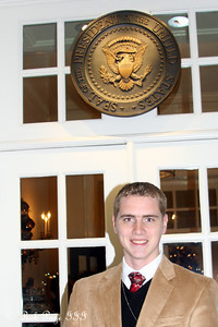 At the White House - Washington, DC ... December 16, 2009